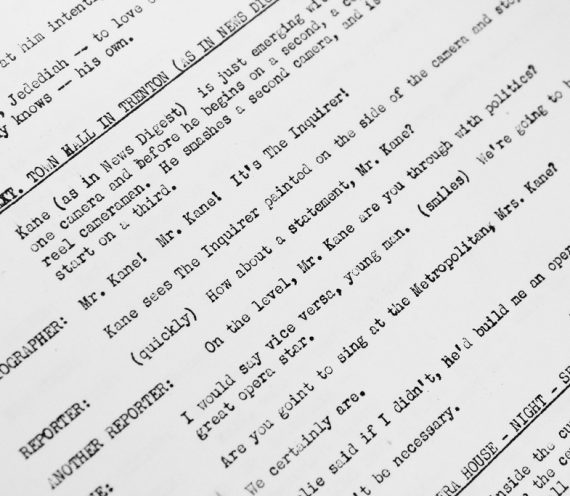 DIY: Sites To Read Screenplays (Yes For Free)