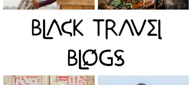 black travel blogs