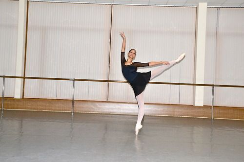 top 10 black ballerinas nicole zadra