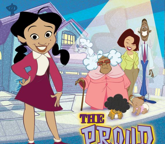 Culture Classics – The Proud Family