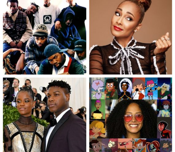 QUICK HITS – Wu-Tang Doc, Amanda Seales Stand-Up Special, Finn & Shuri Team Up & More!