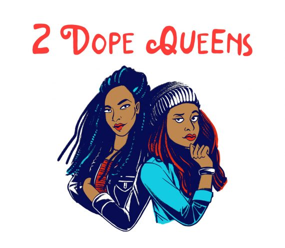 The Feat. – 2 Dope Queens Podcast