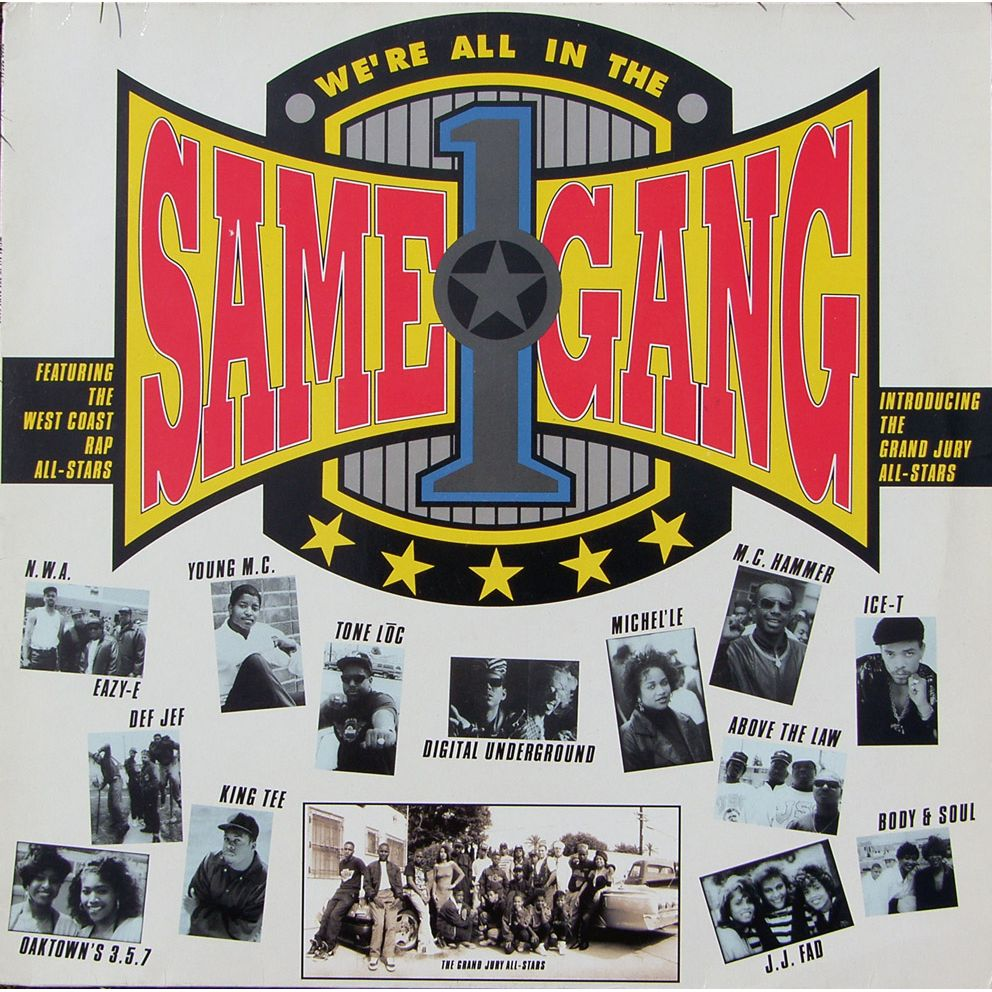 we're all in the same gang