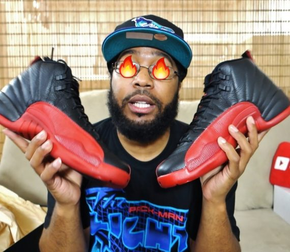 THE FEAT. – Scoop208 Sneaker YouTuber