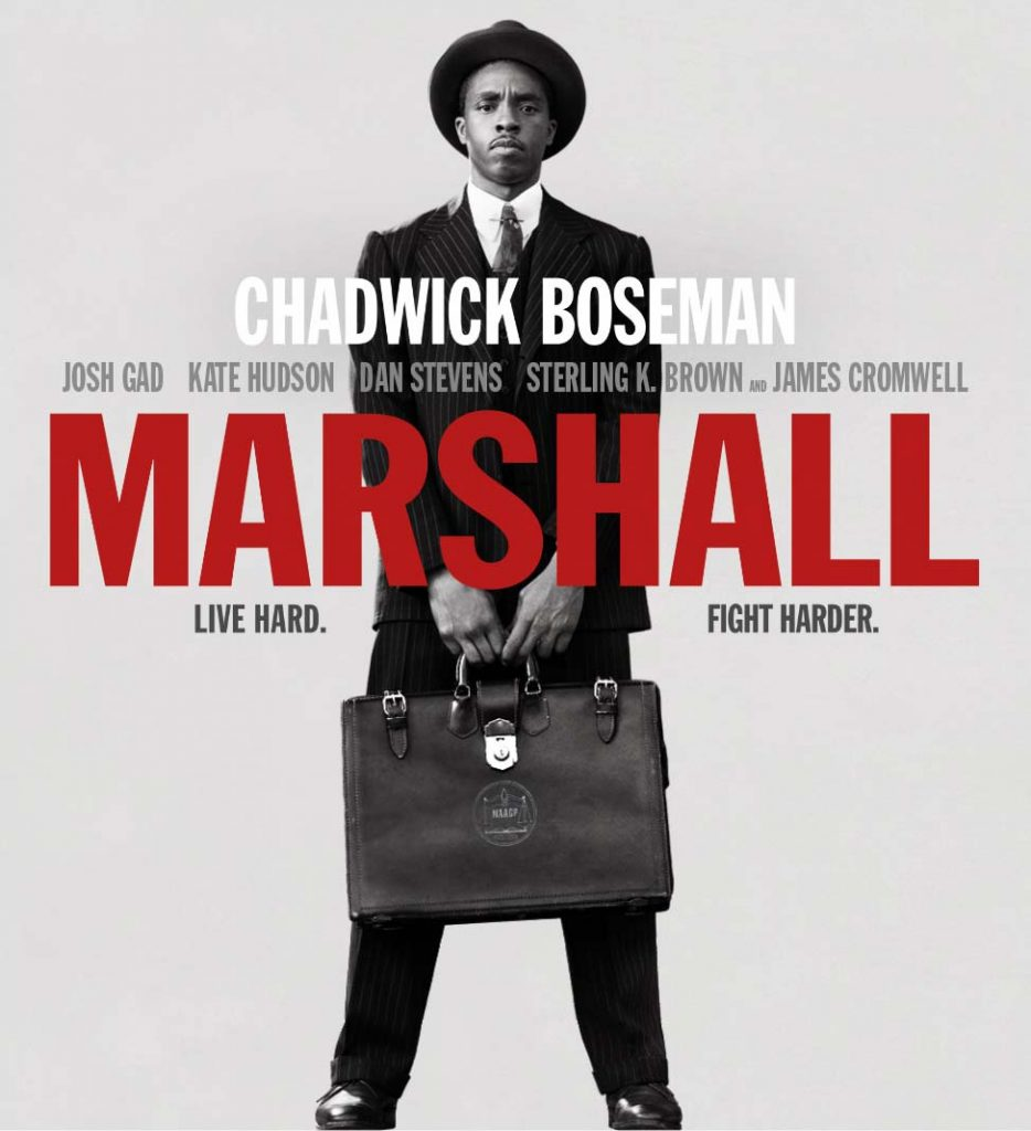 marshall best black biopic