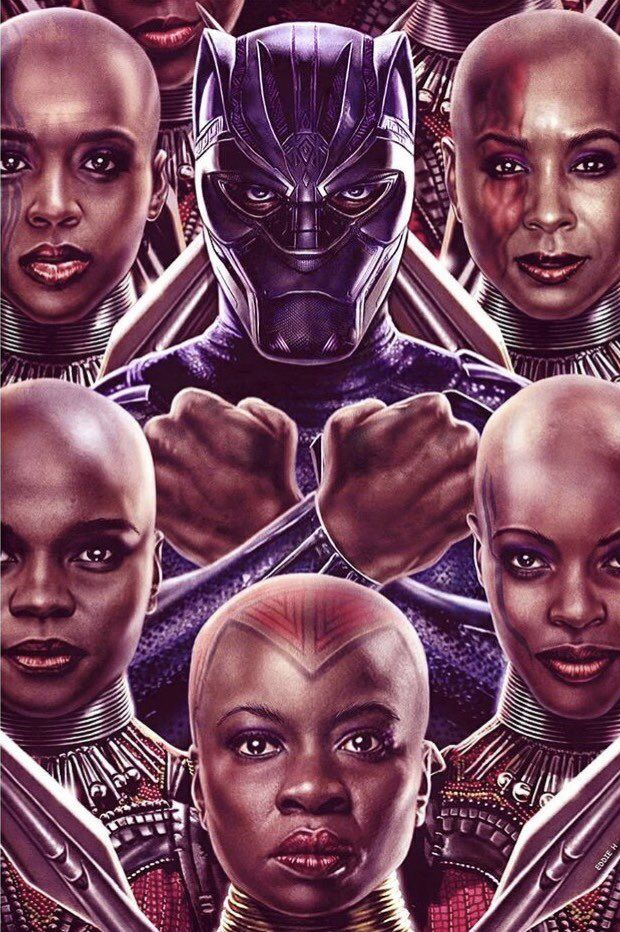 eddie holly art creators for the culture black panther 1