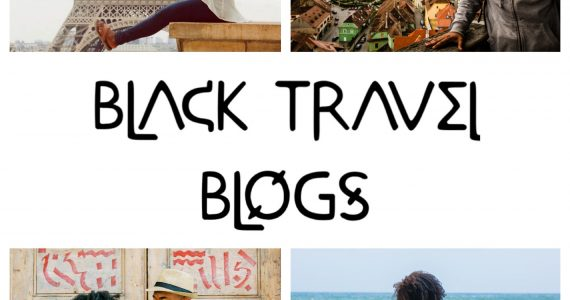 black travel blogs