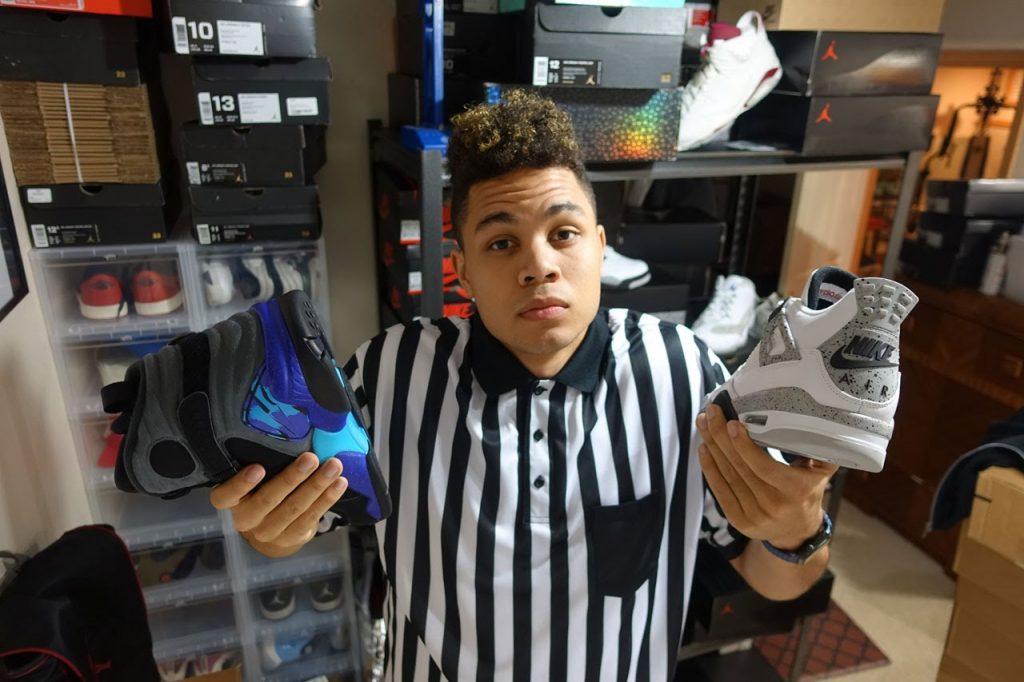 sneaker youtuber a sneaker life