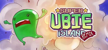 super ubie island black video game 1