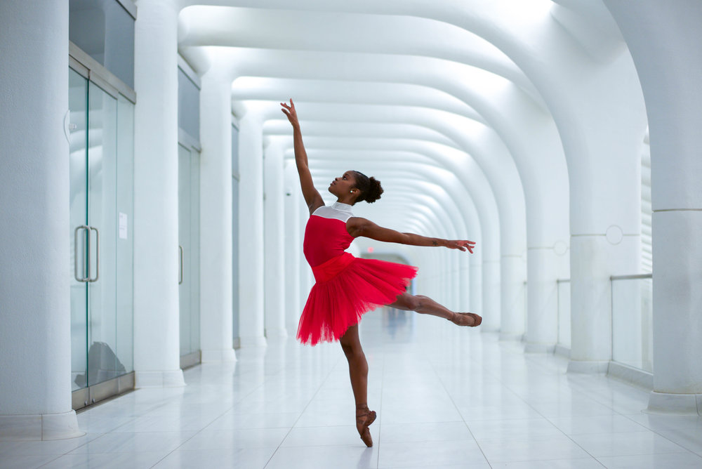 top 10 black ballerinas ingrid silva