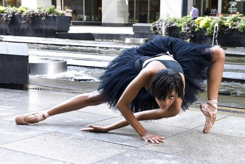 top 10 black ballerinas kaitlyn addison
