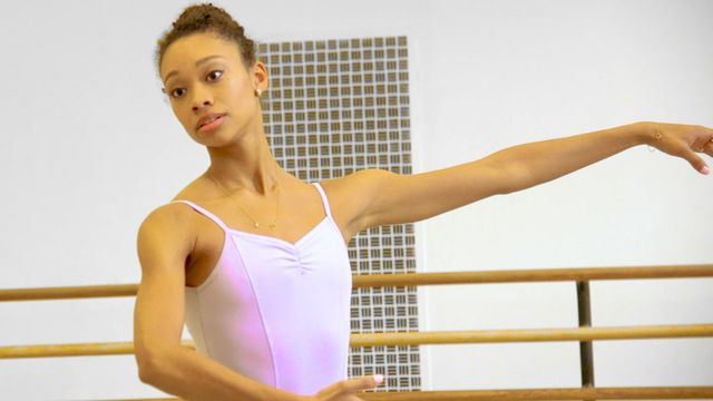top 10 black ballerinas olivia boisson