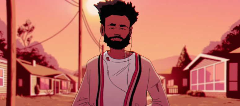 childish gambino feels like summer video