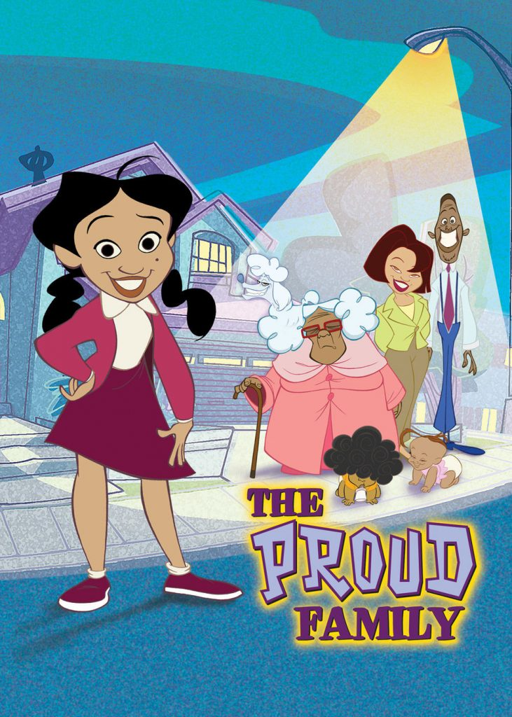 the proud family a culture classic