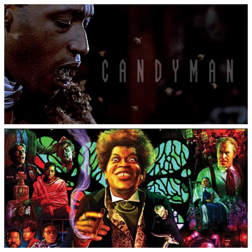 black horror tales from the hood and candyman