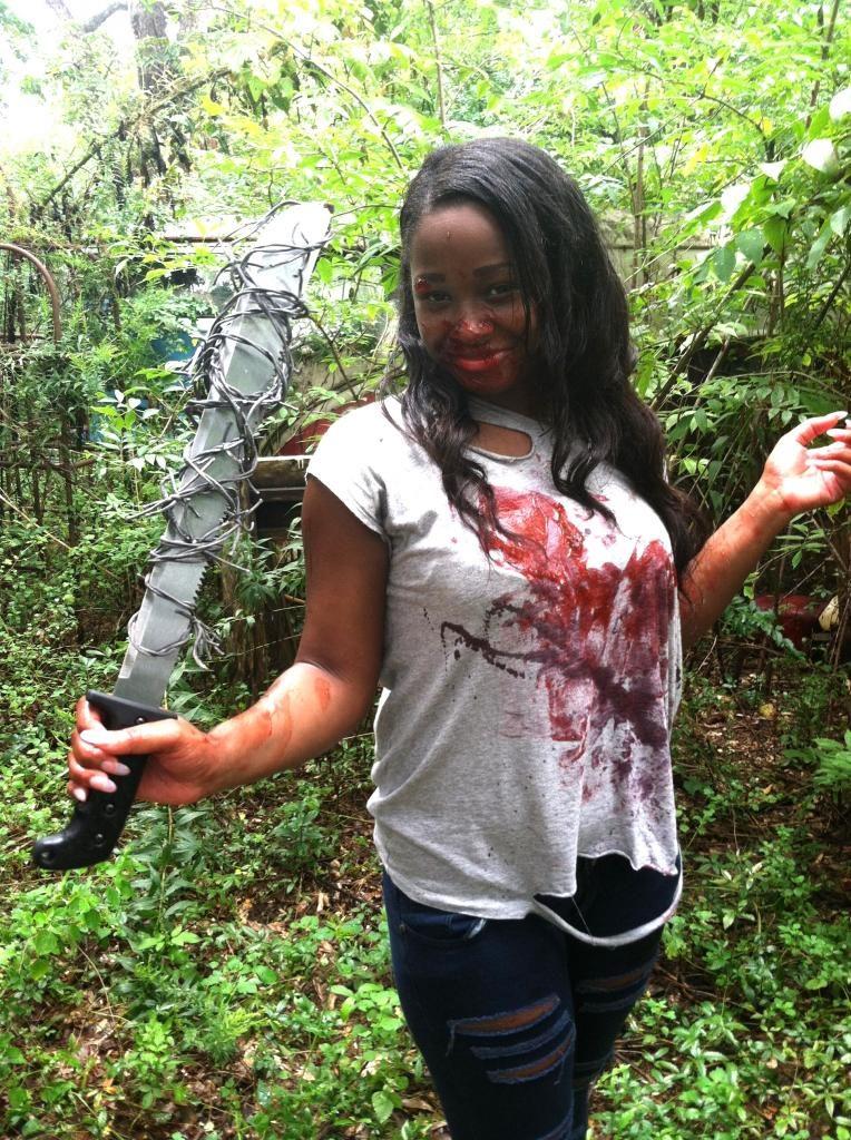 real queen of horror blog