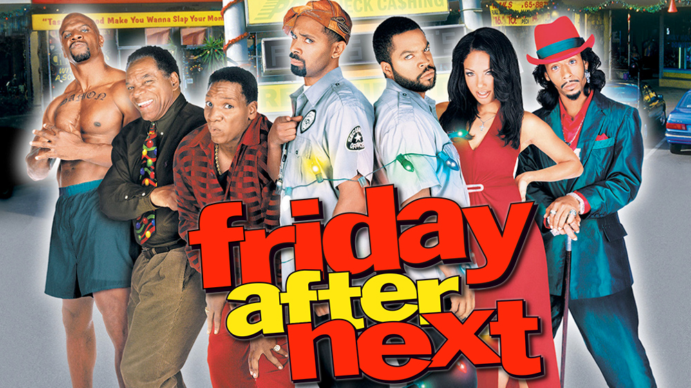 friday after next black christmas movie
