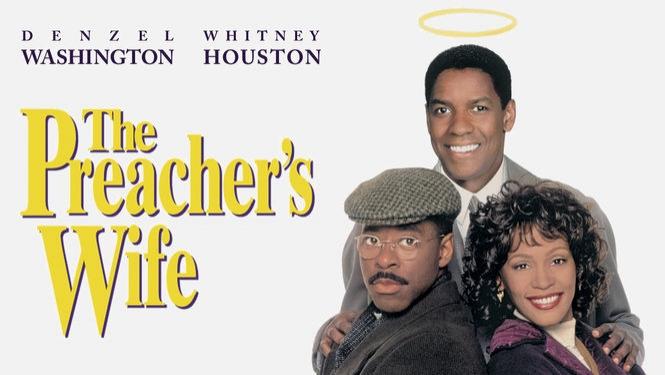 the preacher's wife black christmas movie