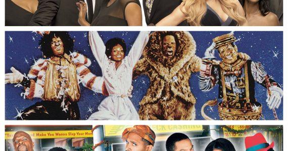 top black christmas movies