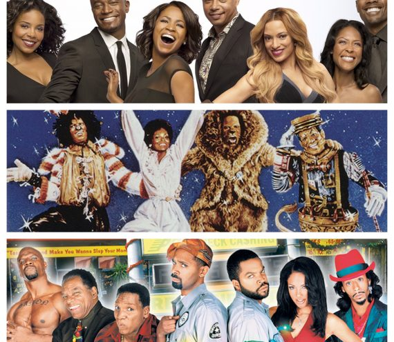 Top Black Christmas Movies