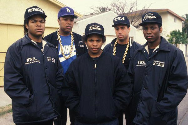 NWA members ranked