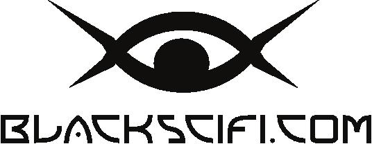 black sci-fi.com logo