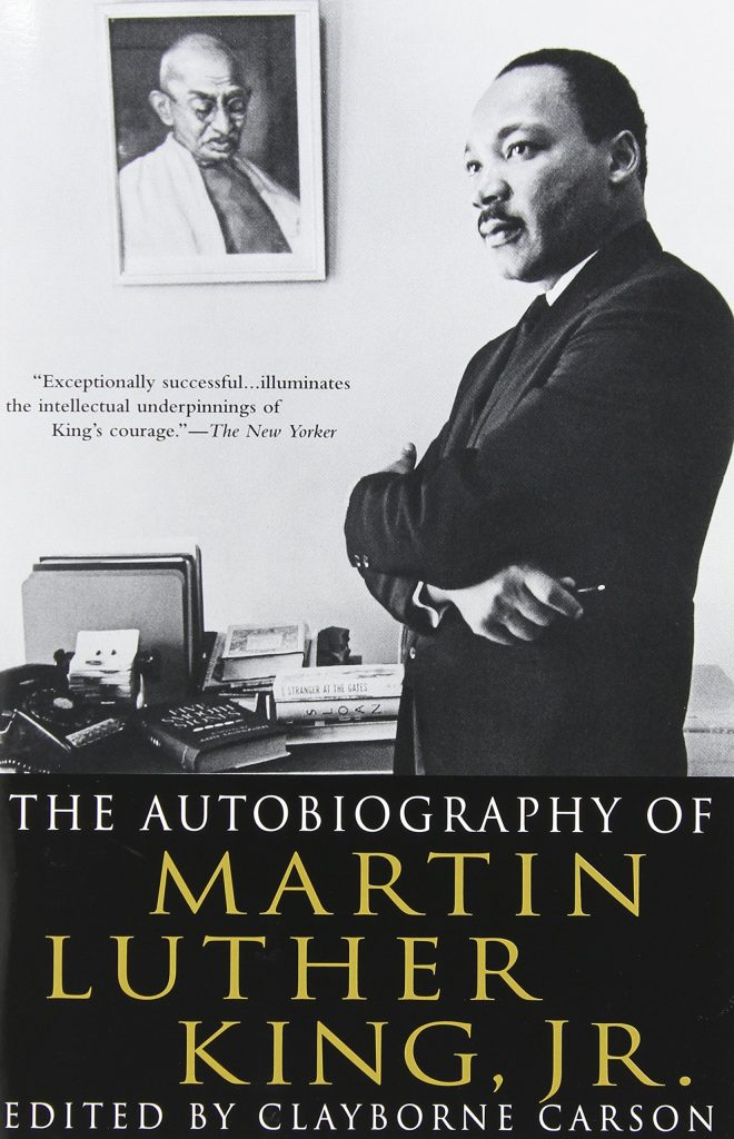 Martin Luther King autobiography