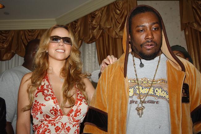 Mariah Carey ODB Fantasy Remix