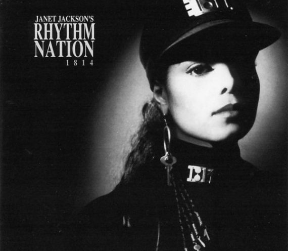 """Rhythm Nation"" Janet Jackson – CULTURE CALSSICS"