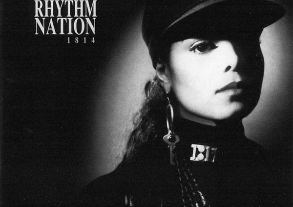 """Rhythm Nation"" Janet Jackson – CULTURE CALSSICS"