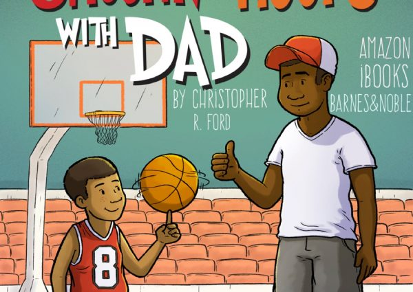 THE FEAT. – Shootin' Hoops With Dad Book
