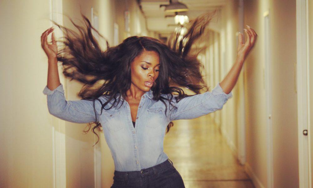 princess mbanuzue top black choreographer
