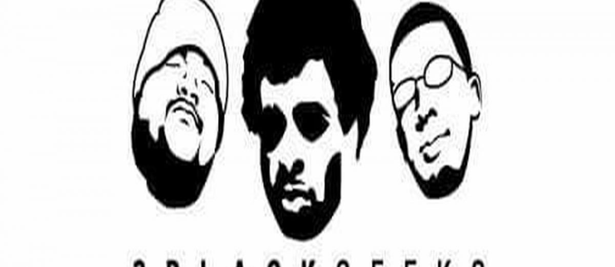 THE FEAT. – 3 Black Geeks