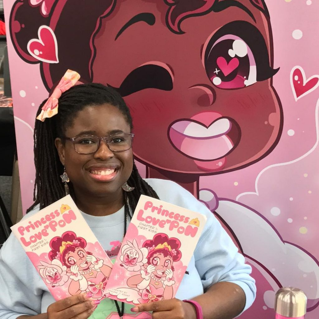 Shauna Grant Black Indie Comics