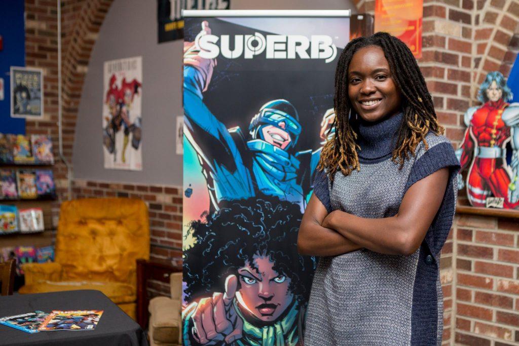 Sheena C Howard Black Indie Comics