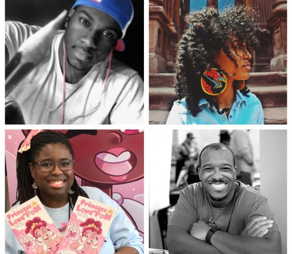9 Black Indie Comic Book Creators