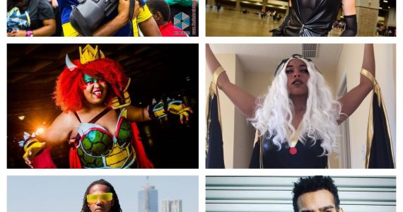 6 Dope Black Cosplayers