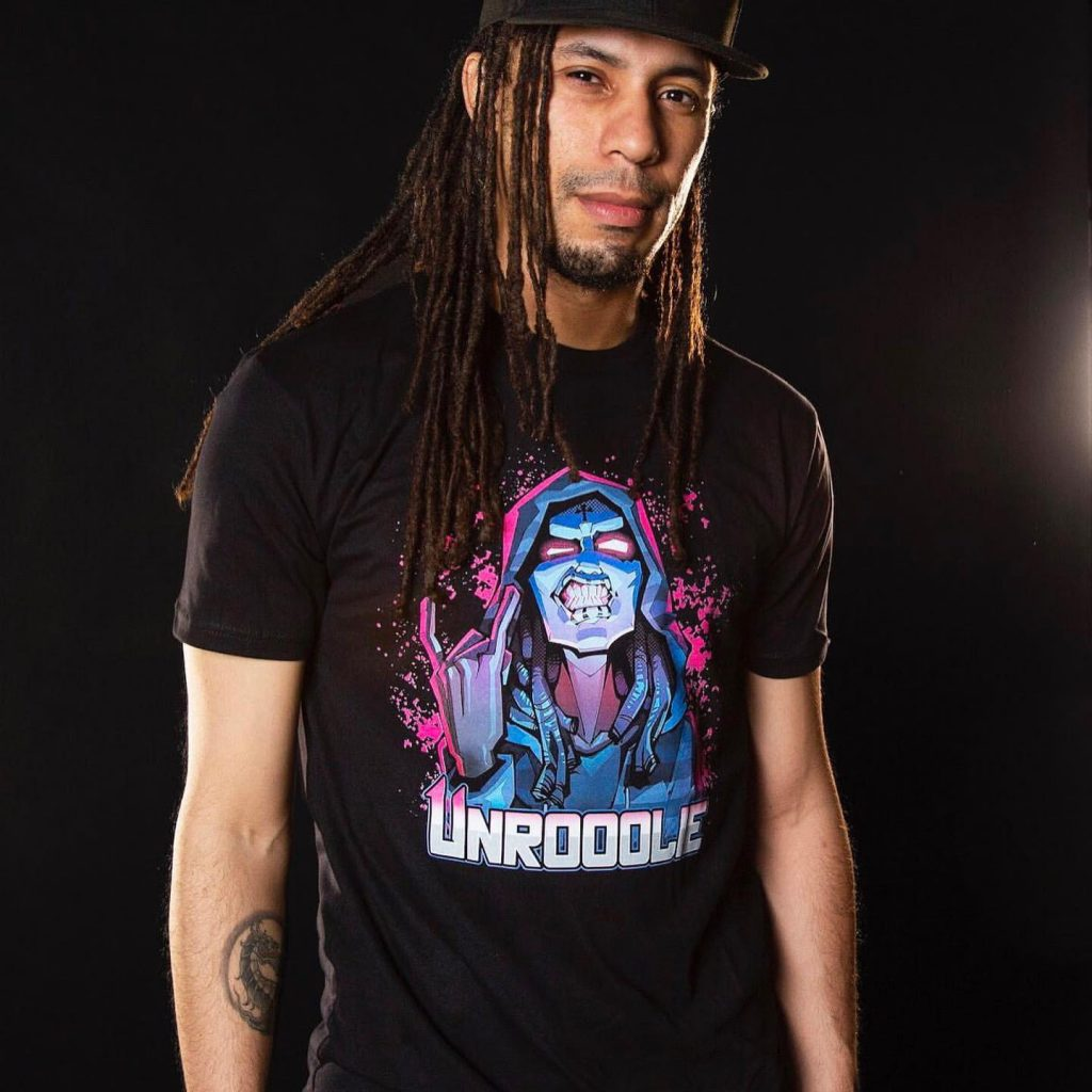 unrooolie black youtube gamer
