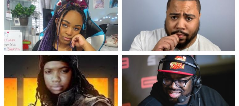 top black video game youtubers