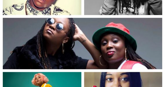 5 top black female songwriters