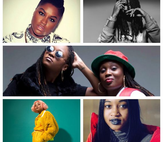 5 Black Female Songwriters Running Radio