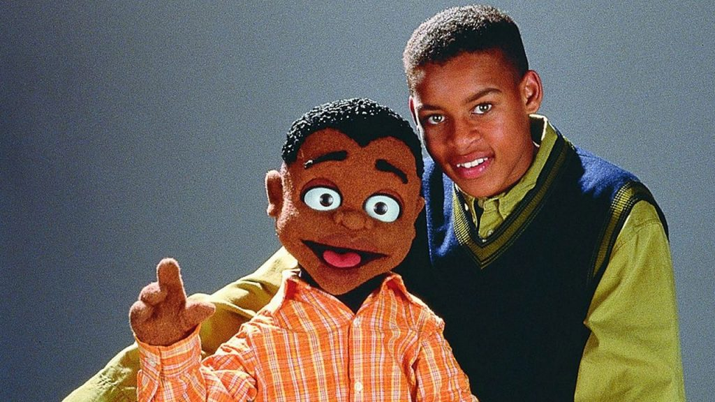 cousin skeeter black tv show