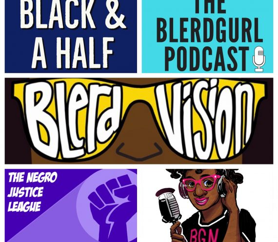 Best Blerd Podcast To Listen To