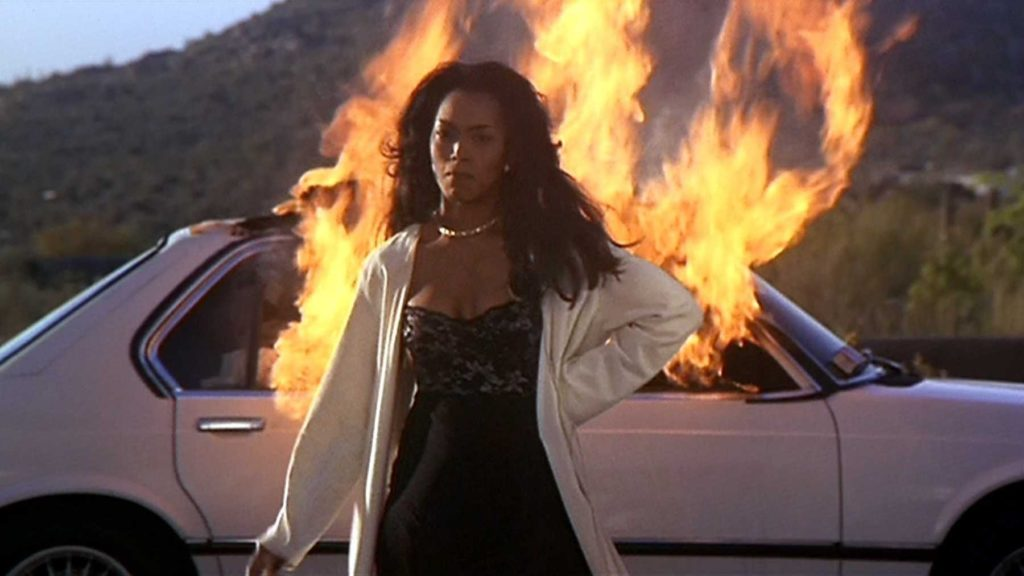 waiting to exhale fire scene