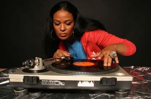dj beverly bond black female DJ
