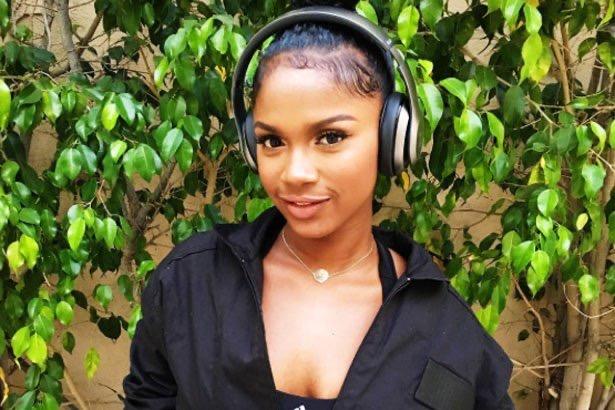 brittany sky black female DJ