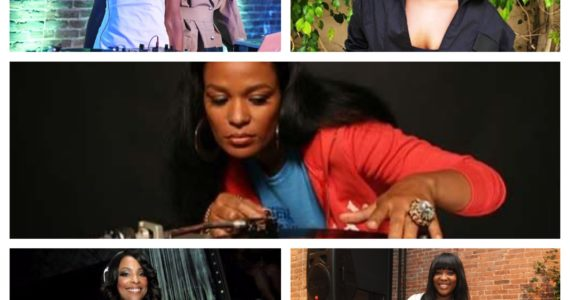 top black female DJs