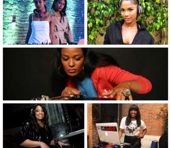 10 Dope Black Female DJs