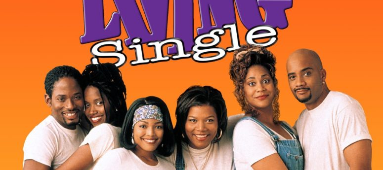 Living Single TV Show