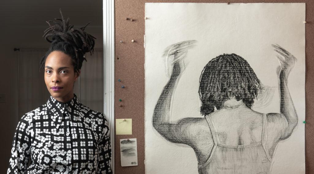 kenturah davis famous black artist